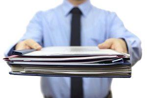 Как написать доверенность от руки на получение документов, образецДоверенность на получение документов образец