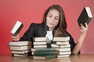 Какие предметы нужны для поступления на юриста